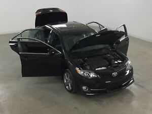 2014 Toyota Camry SE V6 GPS*Cuir/Suede*Toit Ouvrant*Camera Recul