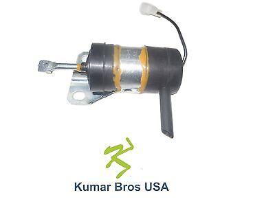 New Kubota Stop Solenoid L2250 L2650 L2850 L2900 L2950 L3010 L3250 L3300 L3350