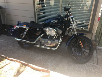 2003 Harley sportster SWAP OR SELL