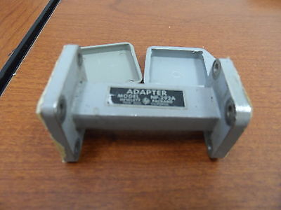 Hp Waveguide Adapter Model Np-292a