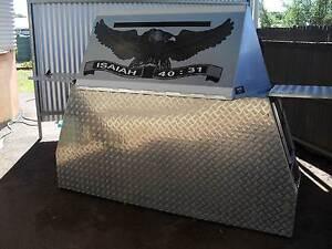 F350 SUPER TOOL BOX Iron Knob Whyalla Area Preview