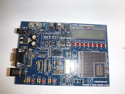 Microchip Picdem 4 Demo Board 02-01688-r9
