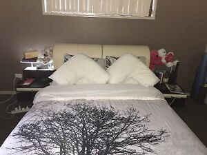 Queen Bedroom Suite - incl bedside tables North Lakes Pine Rivers Area Preview