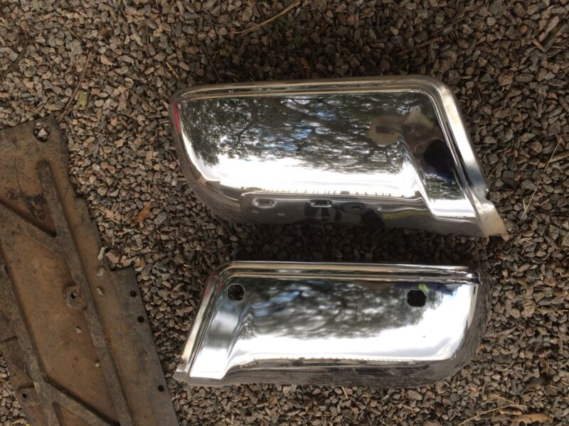 Ranger chrome rear covers