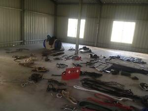 Huge horse gear garage sale Ripley Ipswich City Preview