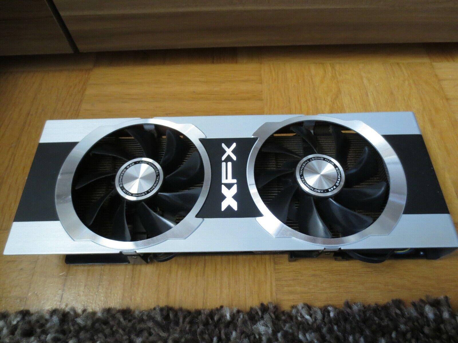 MSI/AMD/ Nvidia Grafikkarten Kühlkörper +Lüfter High Quallity  XFX Kühler