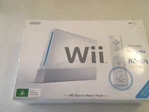 WII  SPORTS RESORT  PACK West End Brisbane South West Preview
