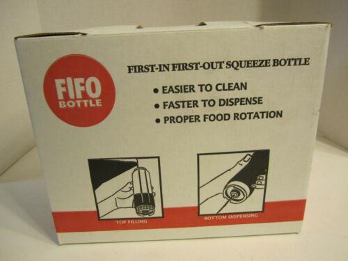 Case of 12 Fifo 12 oz Bottles Blue Large Valve CB12BLE2300