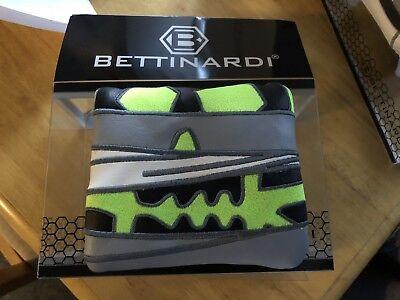 Bettinardi Golf HIVE 10/25 HALLOWEEN Under Wraps Mallet putter cover RARE](Halloween Putter Cover)