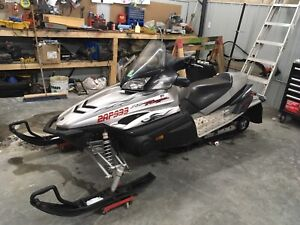 2005 Yamaha vector rs rage willing to trade
