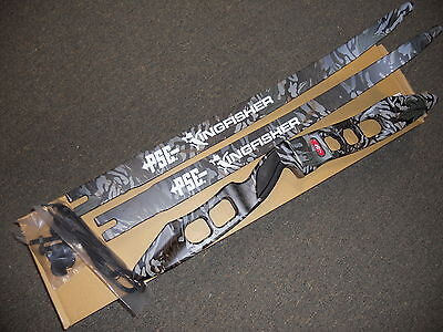 PSE Kingfisher Recurve Bowfishing Bow RH 50# WITH A 4 PIN SIGHT