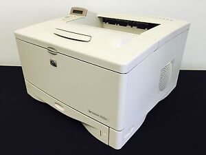 HP LaserJet 5100N Laser Printer - COMPLETELY REMANUFACTURED