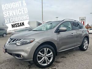 2011 Nissan Murano LE Navi Leather Htd Seats  FREE Delivery