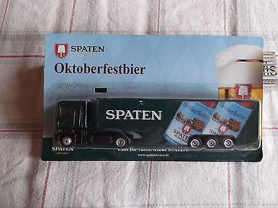 Brauereitruck Werbetruck Spaten  in OVP !!!