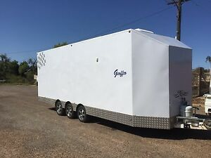 25 foot toy hauler caravan MX bike trailer Mount Isa Mt Isa City Preview