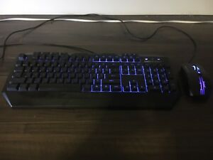 CM Storm Devastator Mouse and Keyboard Combo