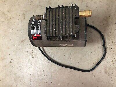 Thomas Air Compressorvacuum Pump 1207-pk-80 540 Tested Fast Free Shipping