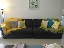 Freedom Grey 4 Seater Sofa/ Lounge Botany Botany Bay Area Preview