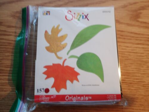 Sizzix Originals Die Leaves #2, 655012