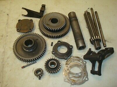 Ford 2n Tractor Transmission Gears Shifters Forks Parts Etc 9n