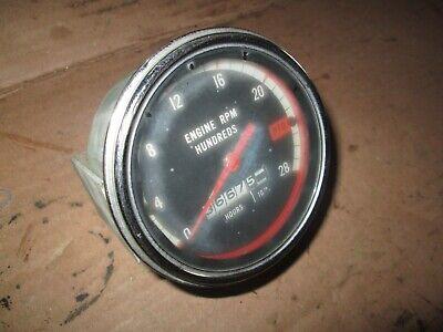 Oliver Tractor 1750175518001850185519501955 Tachometer Works