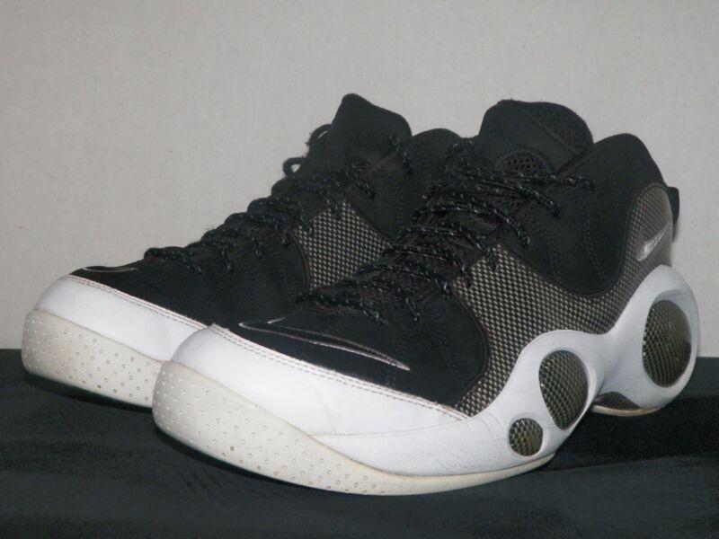 bebdd983aec 2007 Nike Air Zoom Flight 95 - Size 10.5 - Black - White - Jason Kidd