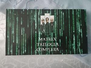 Matrix cofanetto a edizione limitata 3 dvd con foto - Italia - Matrix cofanetto a edizione limitata 3 dvd con foto - Italia