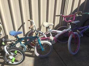 Kids bikes Redcliffe Belmont Area Preview