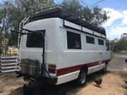 Toyota Coaster  Camper Van  PRICE REDUCTION! Gelorup Capel Area Preview