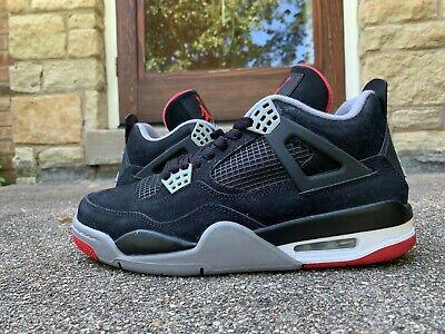 Size 9 Air Jordan Retro 4