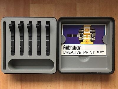 Rodenstock Creative Print Set CS 54