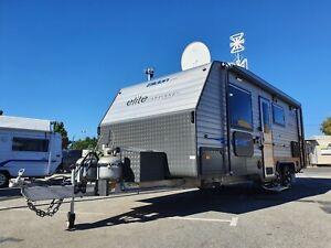 2017 Elite Eildon Semi Off-road Caravan  Barragup Murray Area Preview