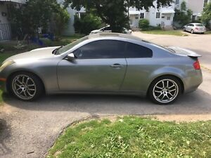 2004 INFINTI G35 COUPE $7000 obo