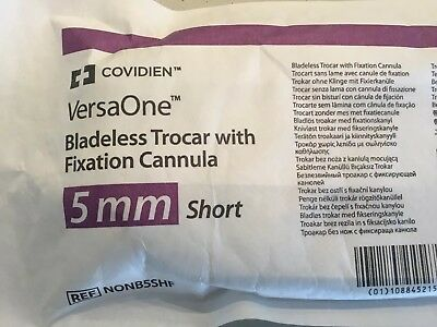 Covidien Versaone With Fixation Ref Nonb5shf Exp 2021-03 Or Later 7pcs