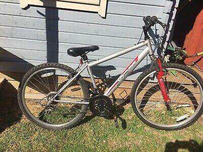 Apollo XC26 Silver Mountain Bike