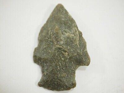 Archaic-Paleo Stone Corner Notch Arrow-Spear Point Ohio Valley Missouri NAA-252