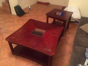 2 Coffee Tables East Perth Perth City Area Preview