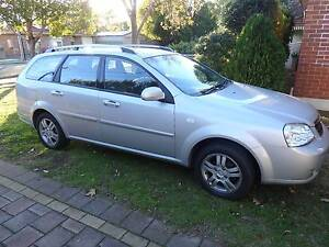 2006 Holden Viva Wagon AUTO LOW 47,000 KMS EXC COND Gilles Plains Port Adelaide Area Preview
