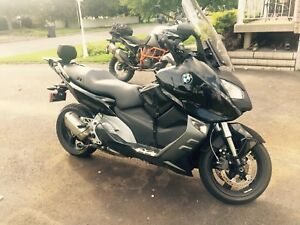 Maxi Scooter BMW C600 sport 2013