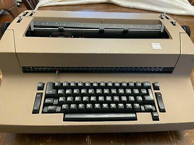 Ibm Selectric Ii Correcting Typewriter