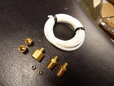 VDO/LUCAS WET MECHANICAL OIL PRESSURE GAUGE TUBING KIT 150851 FOR VW/MINI/JAG