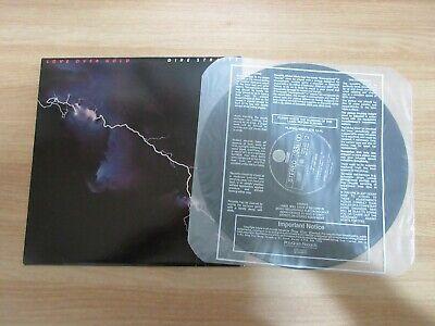 Dire Straits – Love Over Gold 4 Track Rare Korea Orig LP