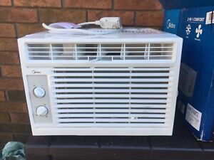 5000BTU Midea Window Air Conditioner