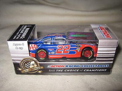 Kurt Busch Car - Lionel 2011 Kurt Busch #22 AAA Action Racing 1:64 Limited Edition Race Car