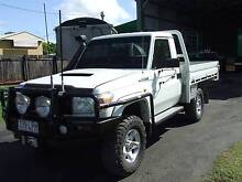 Toyota Landcruiser V8 Workmate Ute - fully extra'd Gordonvale Cairns City Preview