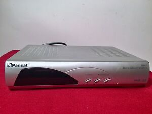 Pansat 2500A digital satellite receiver with remote control