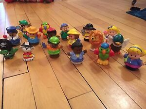 15 Little People from Fisher Price