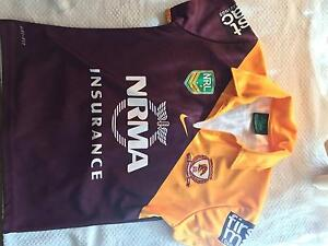 Brisbane Broncos Womens NRL Jersey Coorparoo Brisbane South East Preview