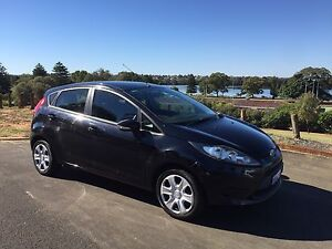 Ford Fiesta Hatchback 2009 Black ~ Great Car Subiaco Subiaco Area Preview