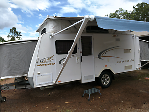 2008 Jayco Expanda 16.49-2hl (Bunk Mode) Caboolture South Caboolture Area Preview